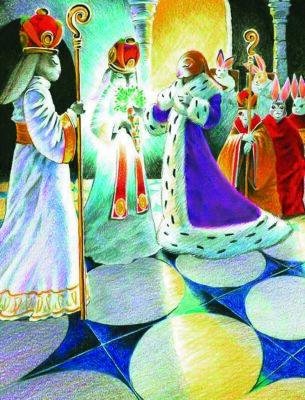 Rabbit Kingdom Oath Ceremony