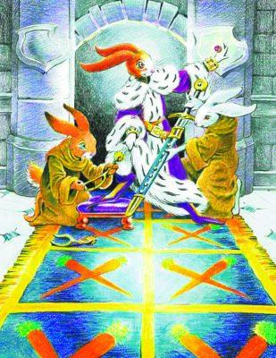 Rabbit Kingdom Knight Ceremony